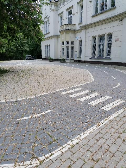 Dopravní hřiště u MŠ Santoška 3