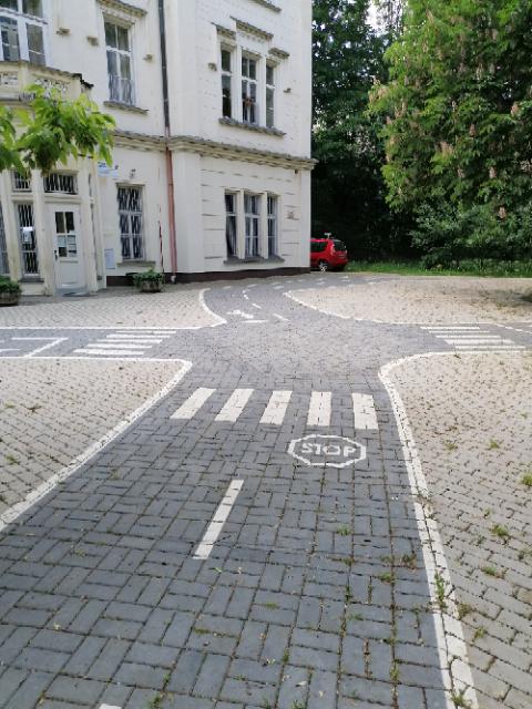 Dopravní hřiště u MŠ Stanoška 2