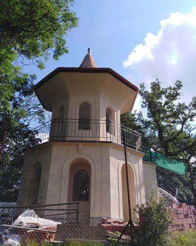 Čínský pavilon po rekonstrukci 1