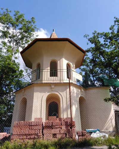 Čínský pavilon po rekonstrukci 3